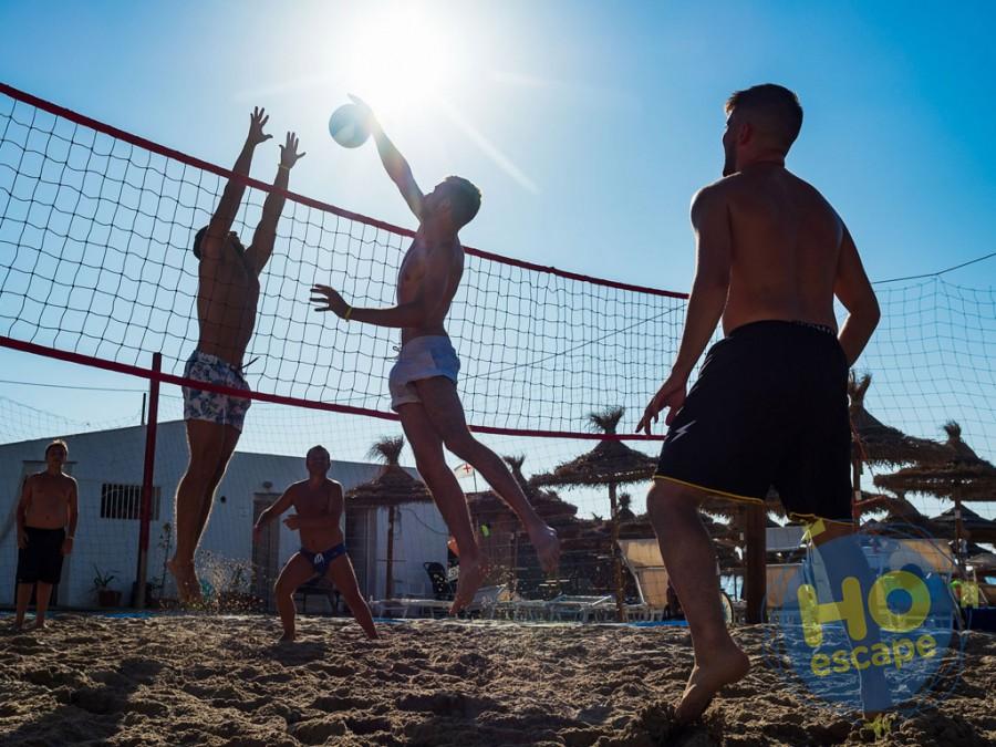 Saracen Hotel & Congress Center Attività, Beach Volley
