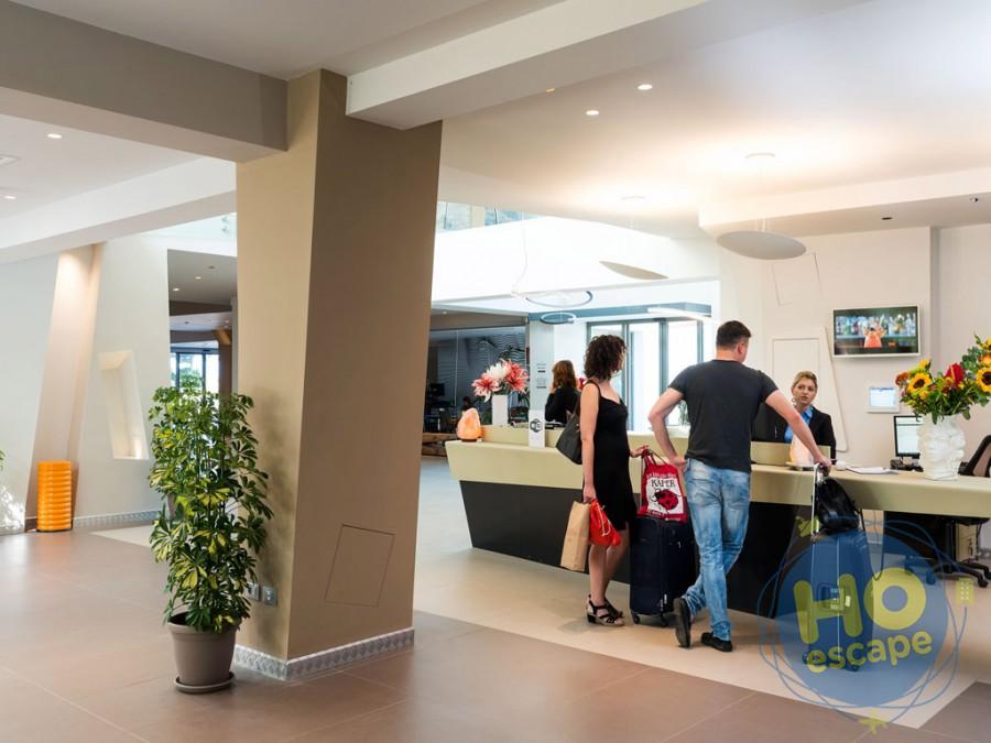 Saracen Hotel & Congress Center E' Tempo del Check-In