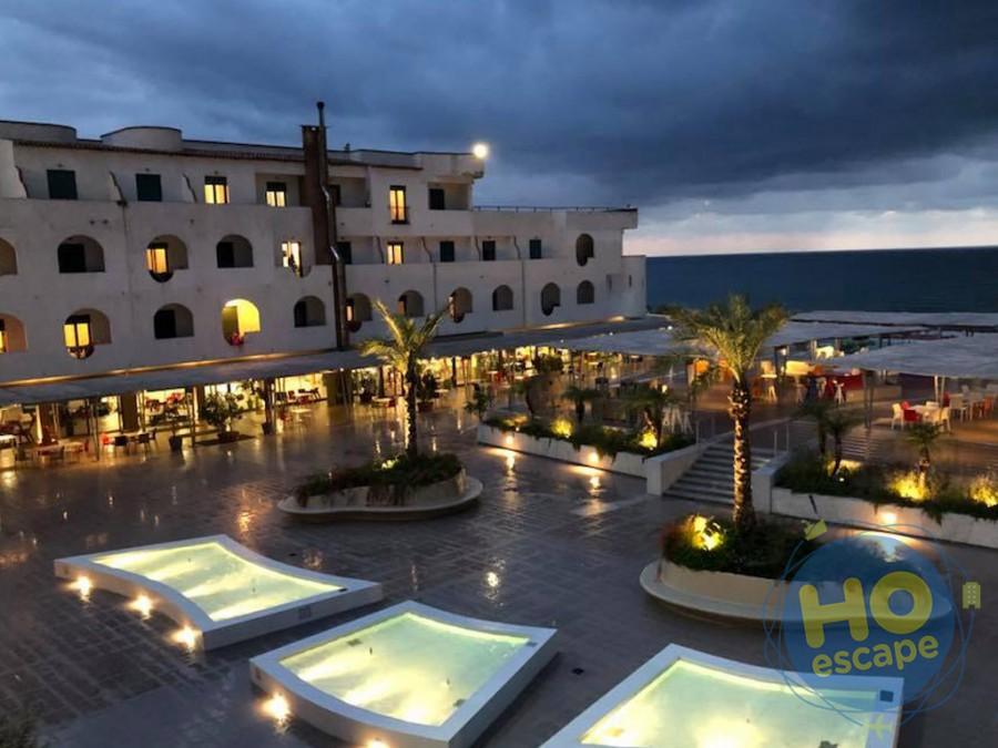 Saracen Hotel & Congress Center Parco Giardino della Struttura