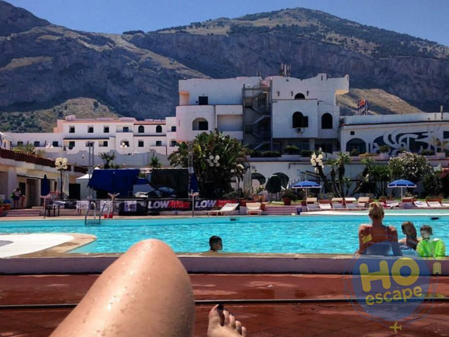 Saracen Hotel & Congress Center Relax a Bordo Piscina