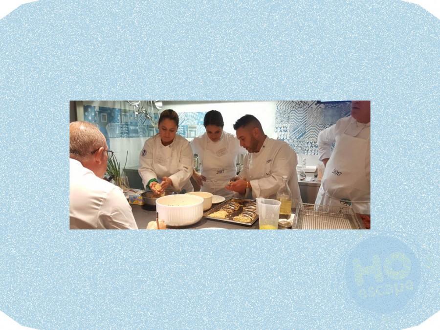 Saracen Hotel & Congress Center Show Cooking