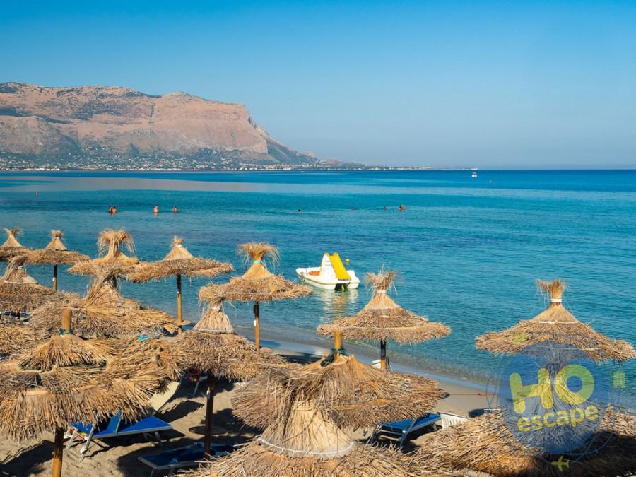 Saracen Hotel & Congress Center Spiaggia Privata con accesso diretto dall'Hotel