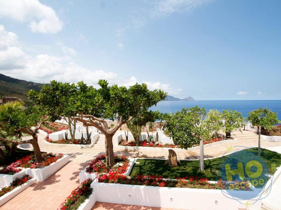 Pollina Resort Spazi Esterni