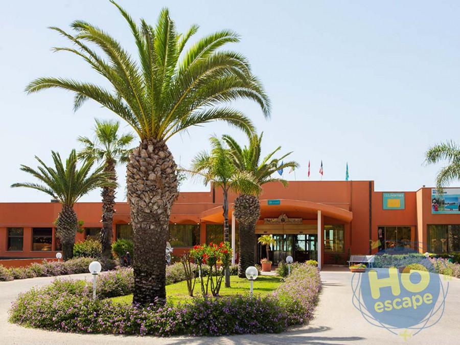 Club Hotel Torre Del Barone - Compl. Sciaccamare