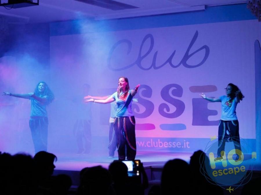Club Esse Mediterraneo Animazione: spettacoli serali