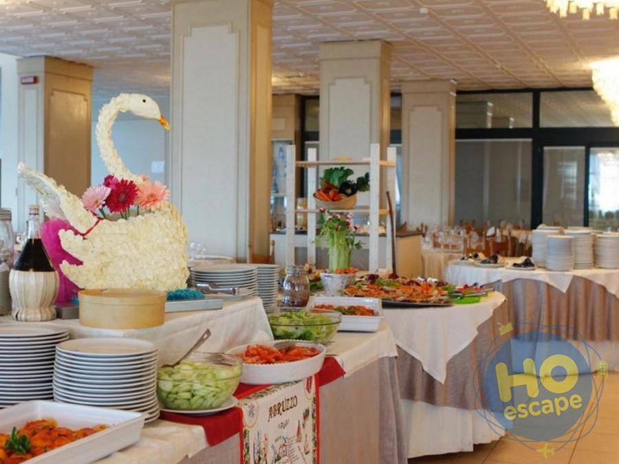 Club Esse Mediterraneo Il Buffet
