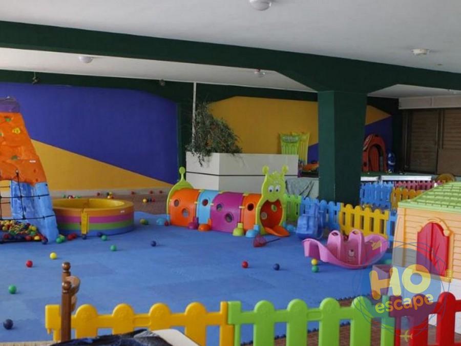 Club Esse Mediterraneo Area Giochi Bambini