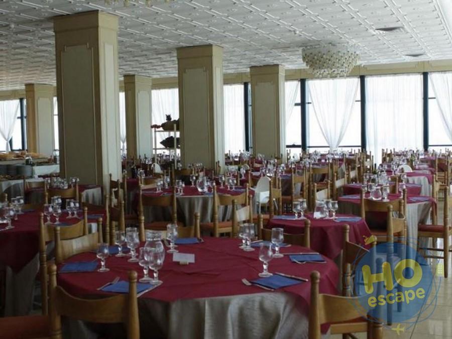 Club Esse Mediterraneo Sala Ristorante