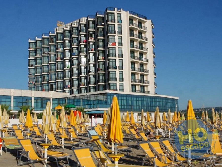 Club Esse Mediterraneo La Spiaggia