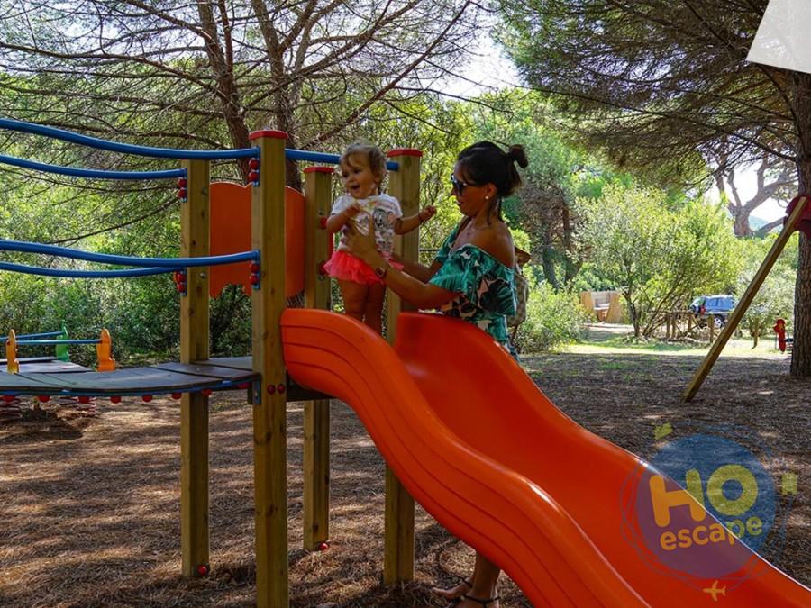 Uappala Hotel Lacona Area giochi per Bambini
