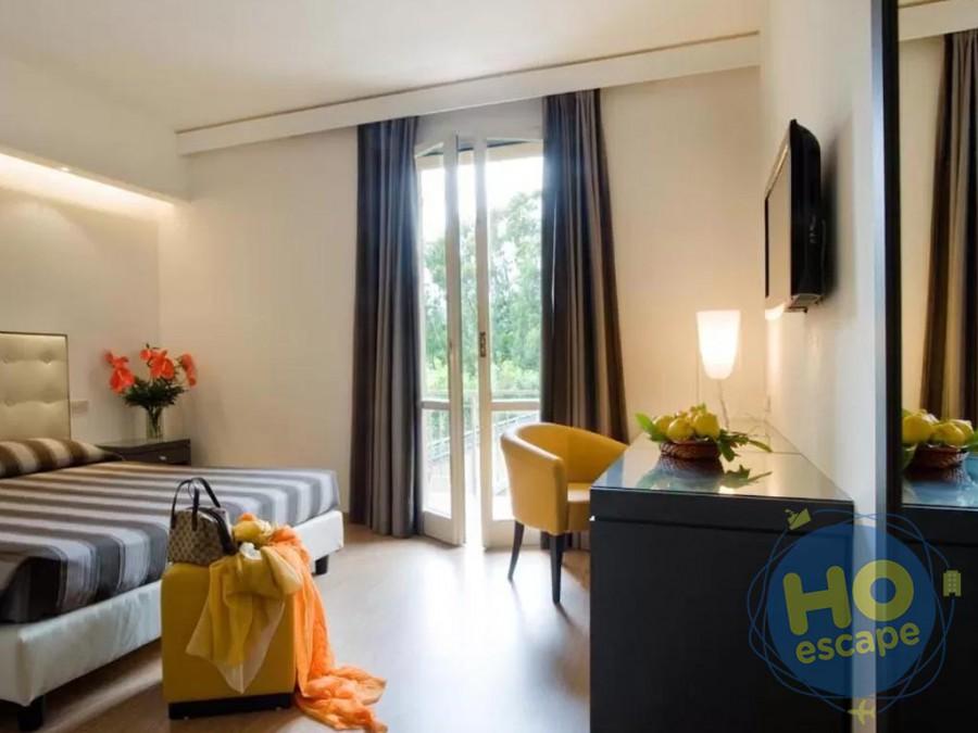 Uappala Hotel Lacona Camera con Balcone
