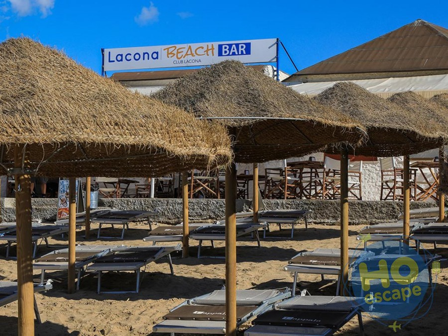 Uappala Hotel Lacona Dettagli Spiaggia