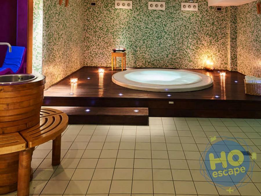 Pietra Blu Resort & SPA Centro Benessere di 700 mq