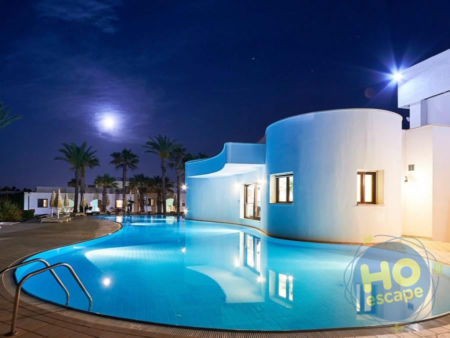 Pietra Blu Resort & SPA La Piscina