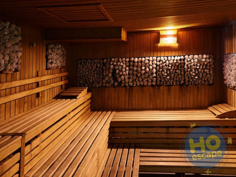 Pietra Blu Resort & SPA La Sauna