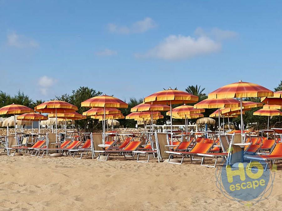Pietra Blu Resort & SPA Spiaggia Privata interna al Villaggio