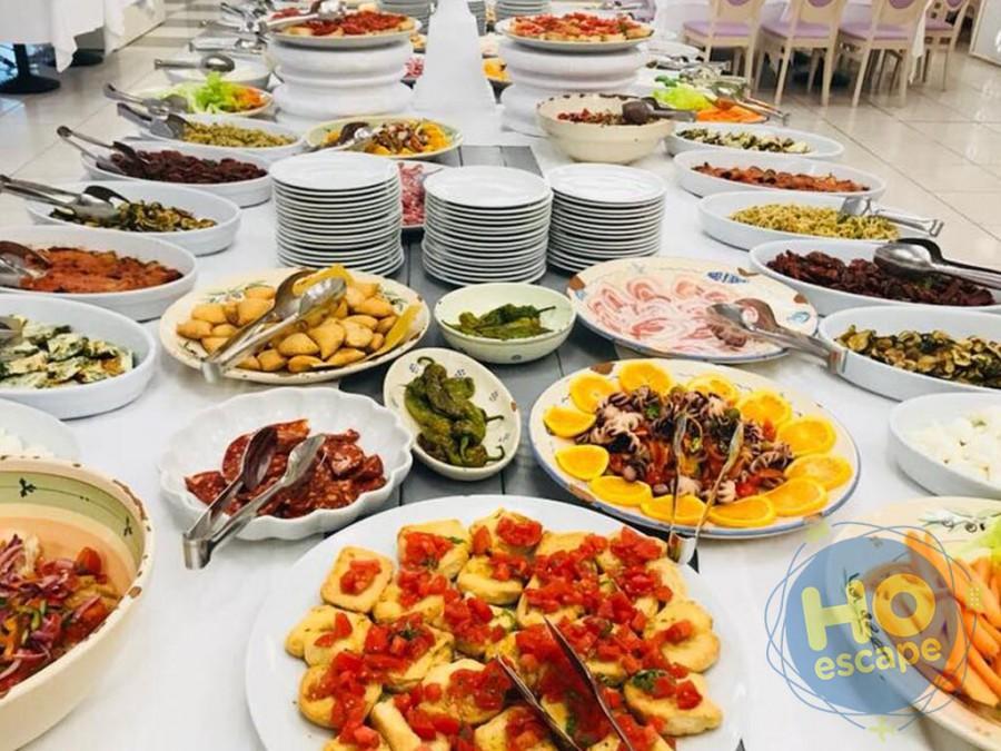 Riva Marina Resort Il Buffet