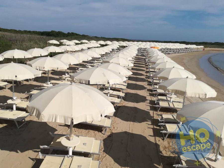 Riva Marina Resort Spiaggia Privata