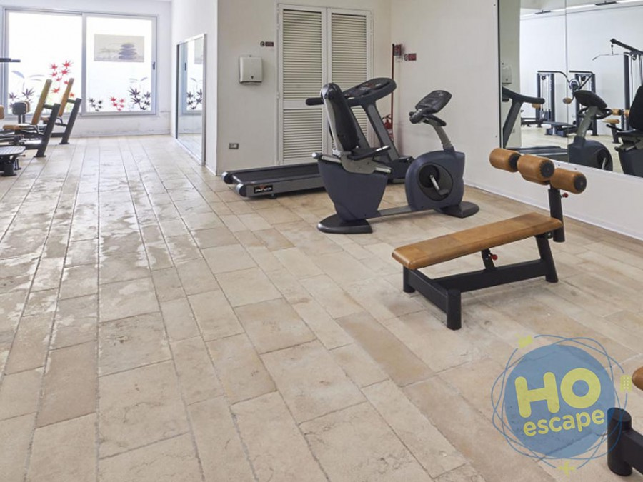 Riva Marina Resort Area Fitness