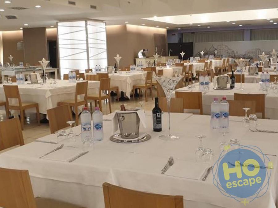 Riva Marina Resort Sala Ristorante