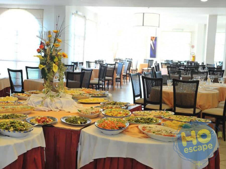 Villaggio Club Portogreco Il Buffet
