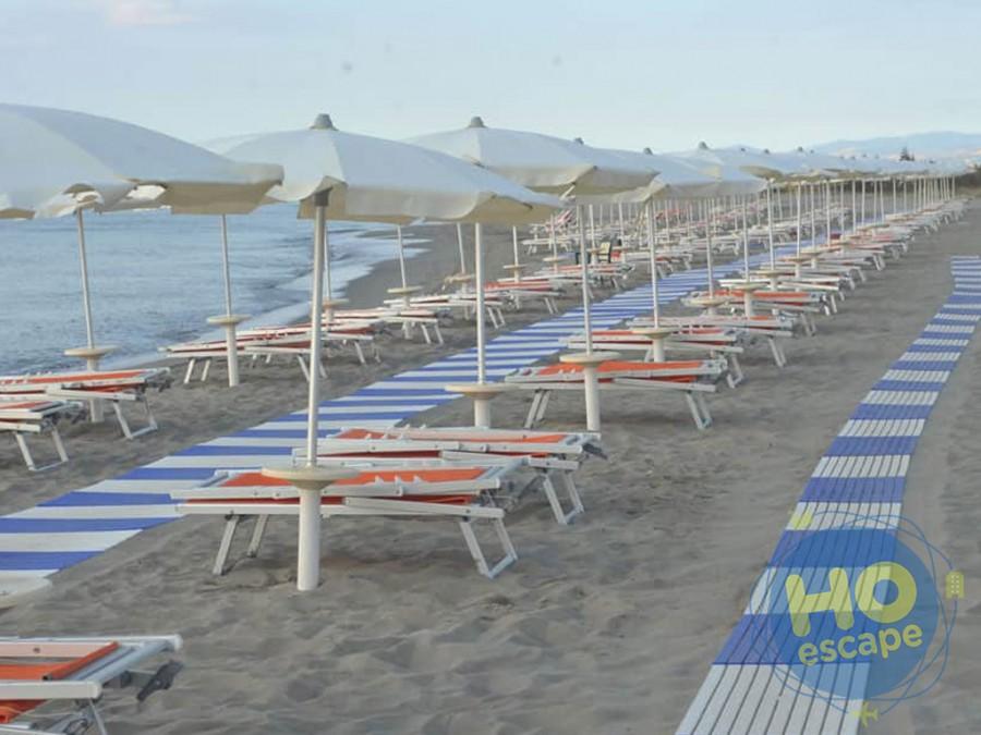 Villaggio Club Portogreco - La Spiaggia Privata