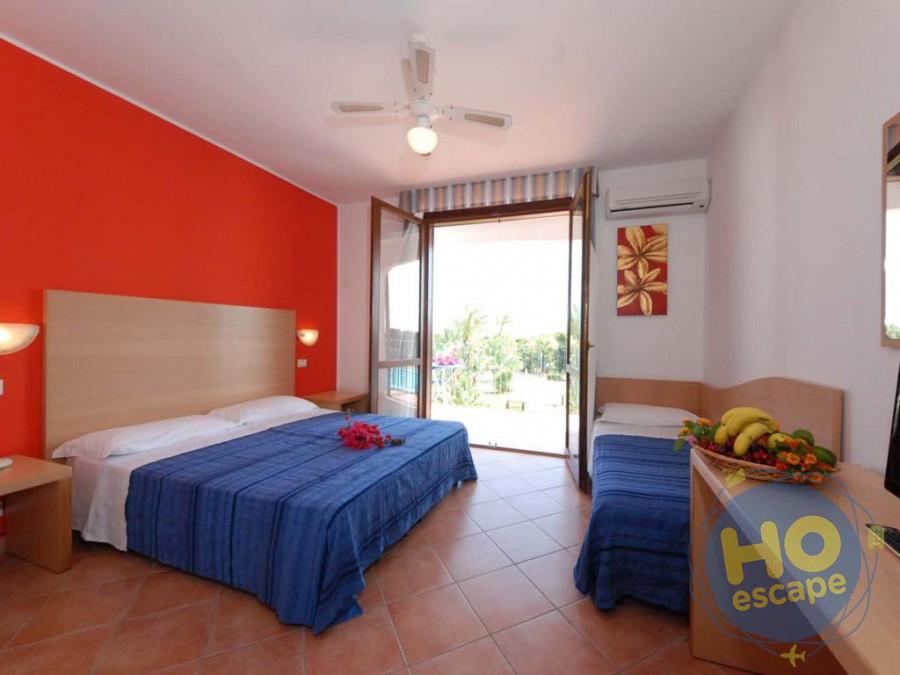 Hotel Club Santa Sabina Camere Standard