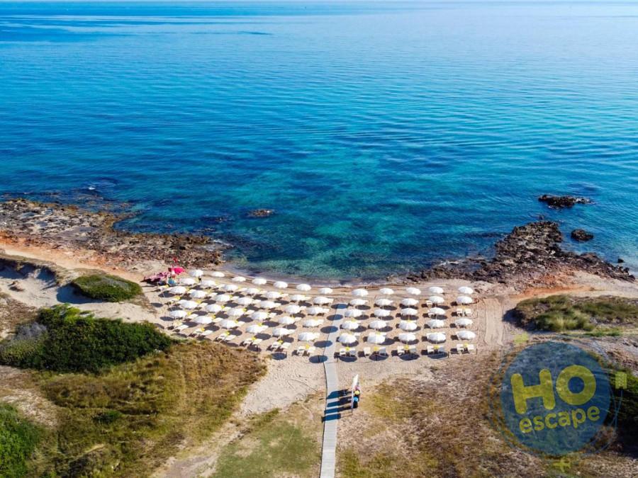 Torre Guaceto Resort Spiaggia Privata