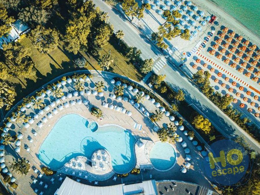 Blu Salento Village Piscina e Spiaggia