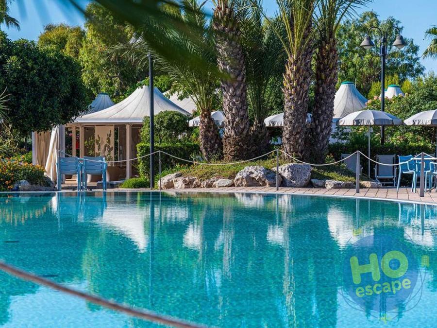 Blu Salento Village Dettagli della piscina