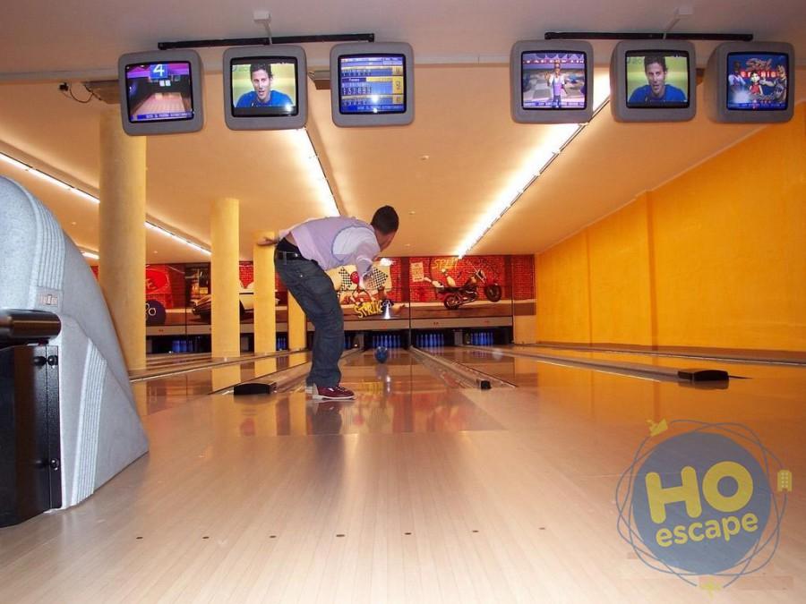 Punta Grossa Attività Bowling