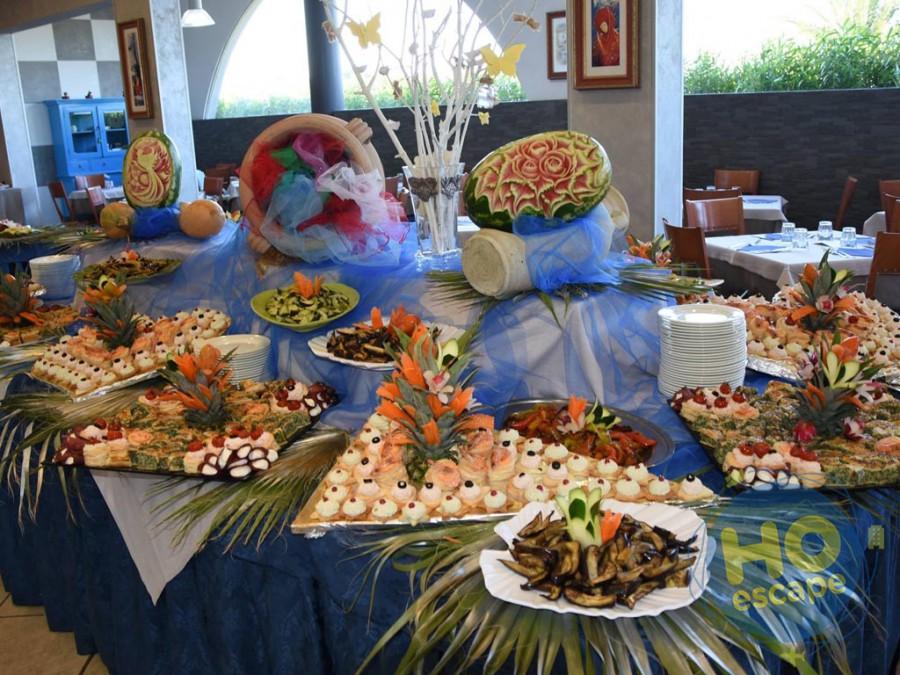 Sairon Village La Ristorazione: il nostro buffet