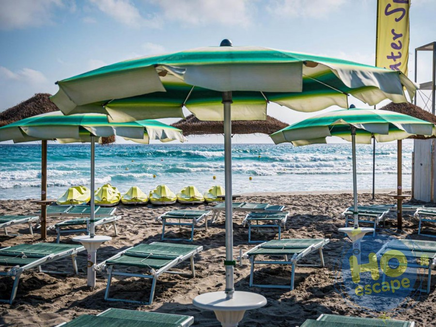 Sairon Village Servizio Spiaggia