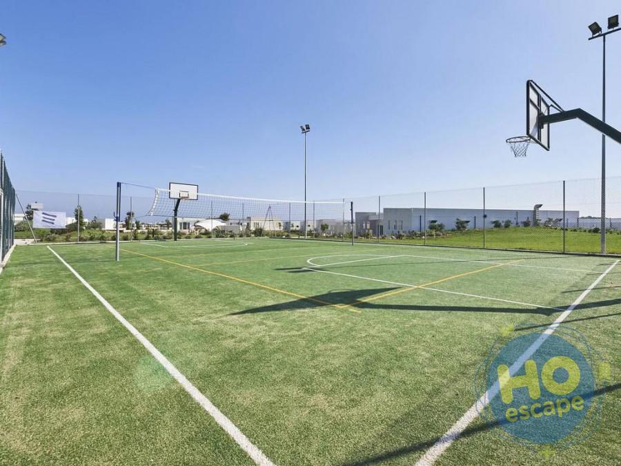 Relais Masseria Le Cesine Attività Campo Basket, Pallavolo