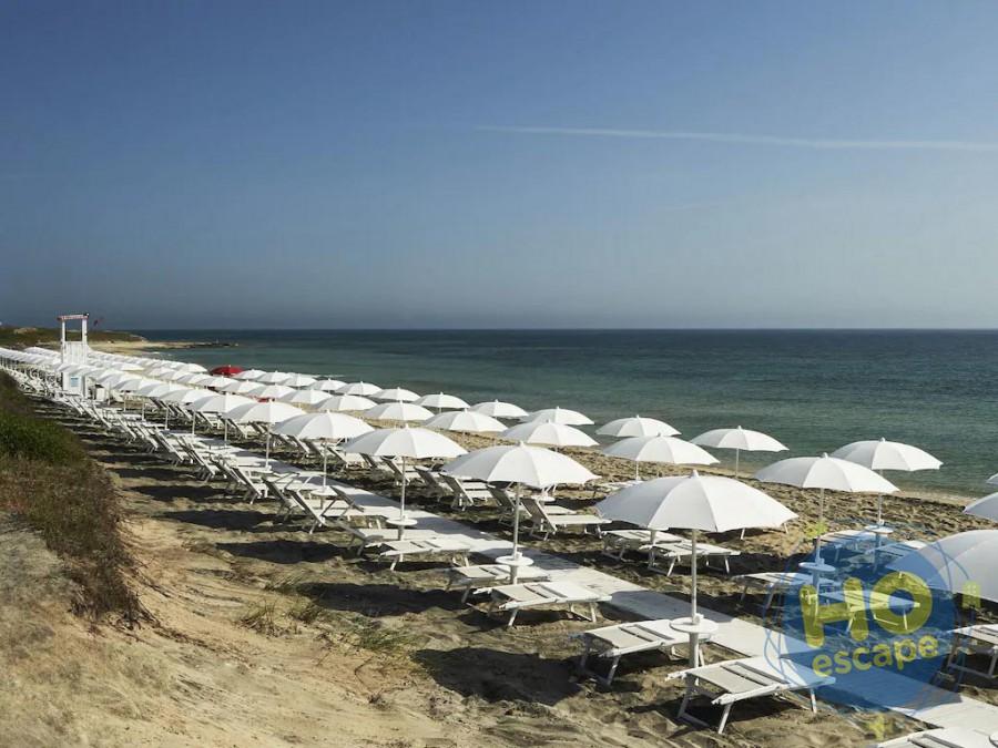 Relais Masseria Le Cesine  La Spiaggia Privata
