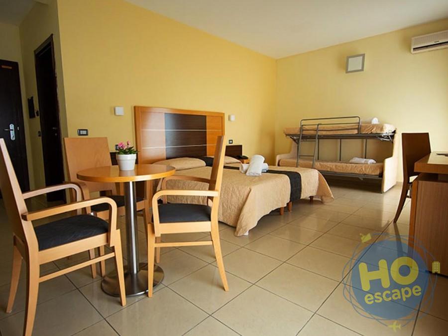 Ticho's Hotel Le Camere