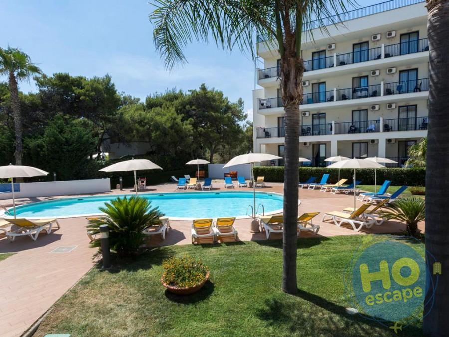 Ticho's Hotel Giardino e Piscina