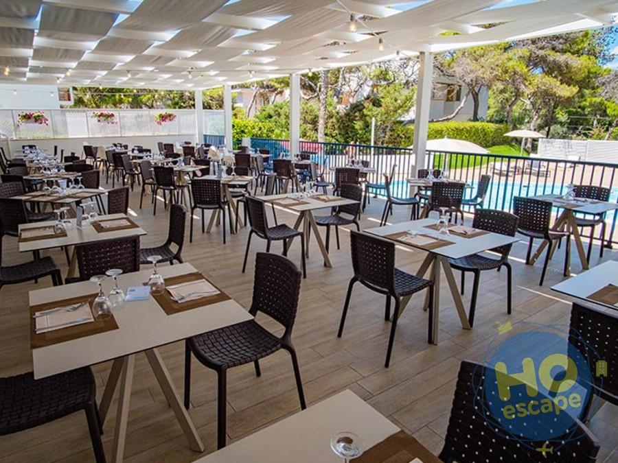 Ticho's Hotel Sala Ristorante La Terrazza