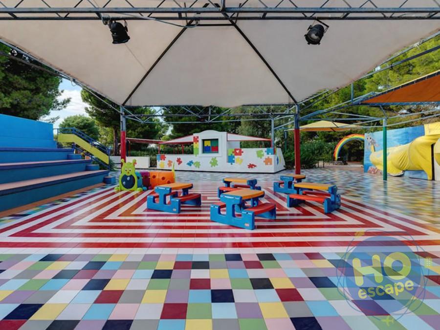Porto Giardino Resort Area Giochi Bambini