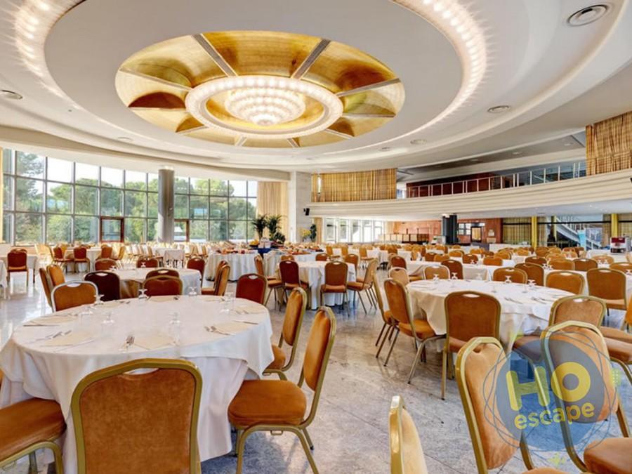 Porto Giardino Resort Sala Ristorante