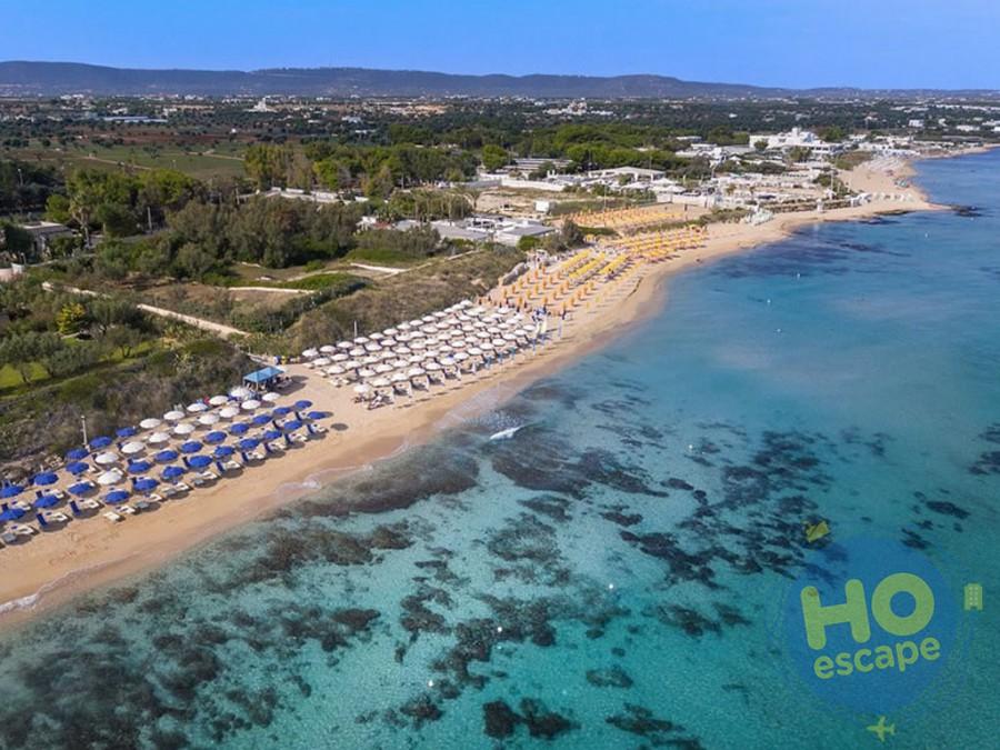 Porto Giardino Resort La Spiaggia