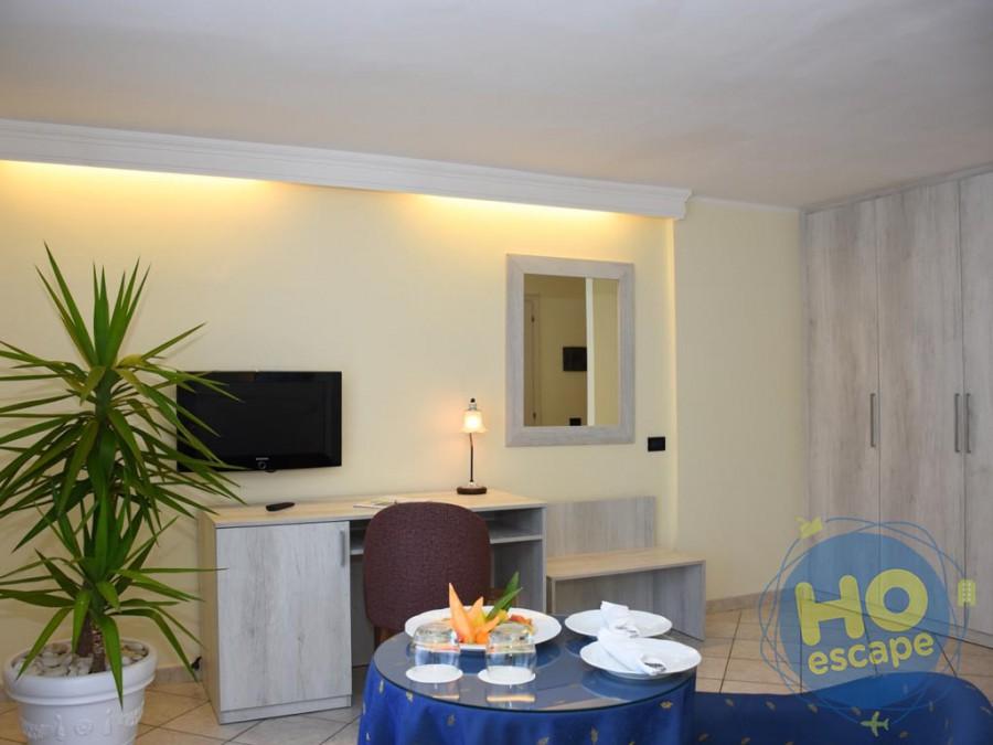 Pugnochiuso Resort Hotel Del Faro Camera Superior