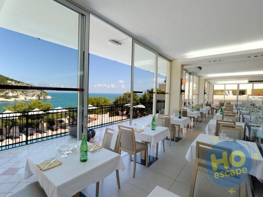 Pugnochiuso Resort Hotel Del Faro Sale Ristoranti