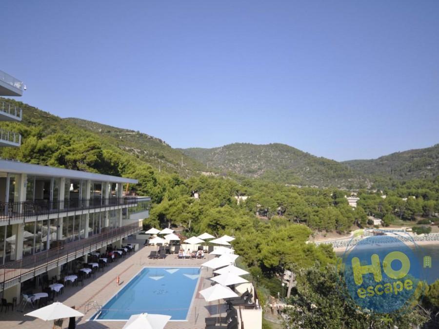 Pugnochiuso Resort Hotel Del Faro Le Piscine
