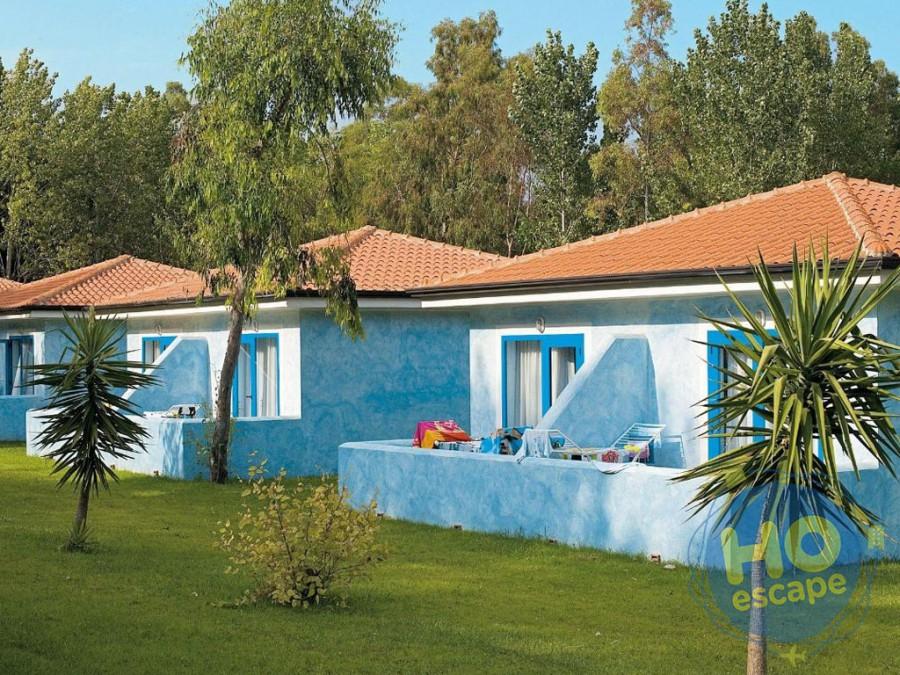 Villaggio L'Oasi Esterno delle Camere