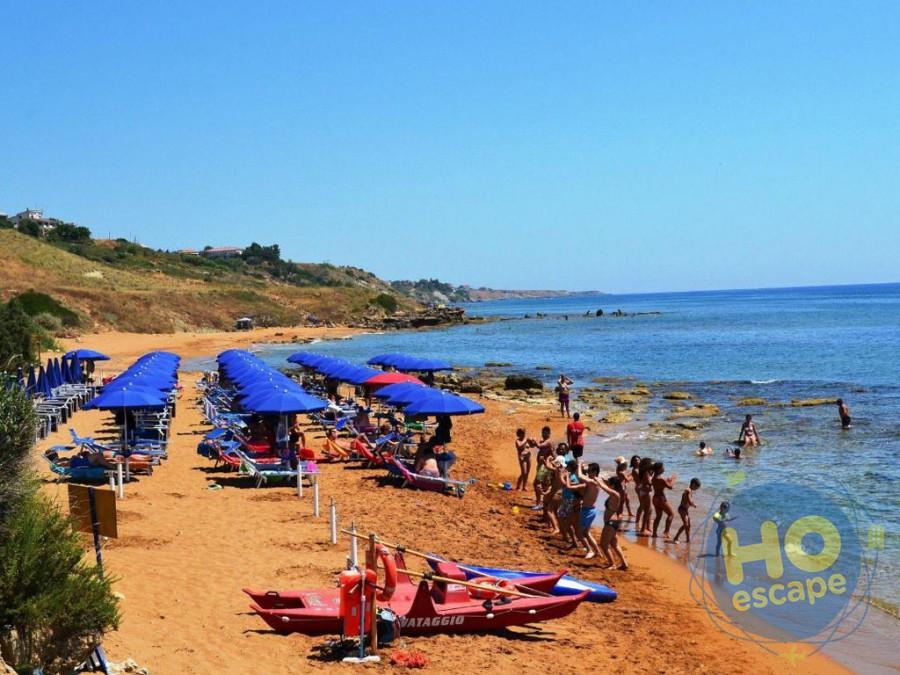Villaggio L'Oasi La Spiaggia Privata