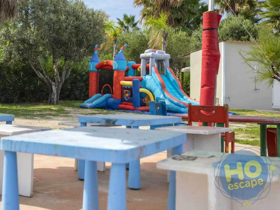 Villaggio Green Garden Club Area Giochi