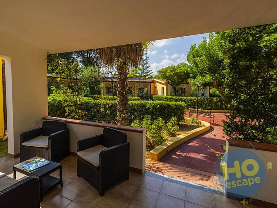 Villaggio Green Garden Club Terrazzo delle Camere Superior