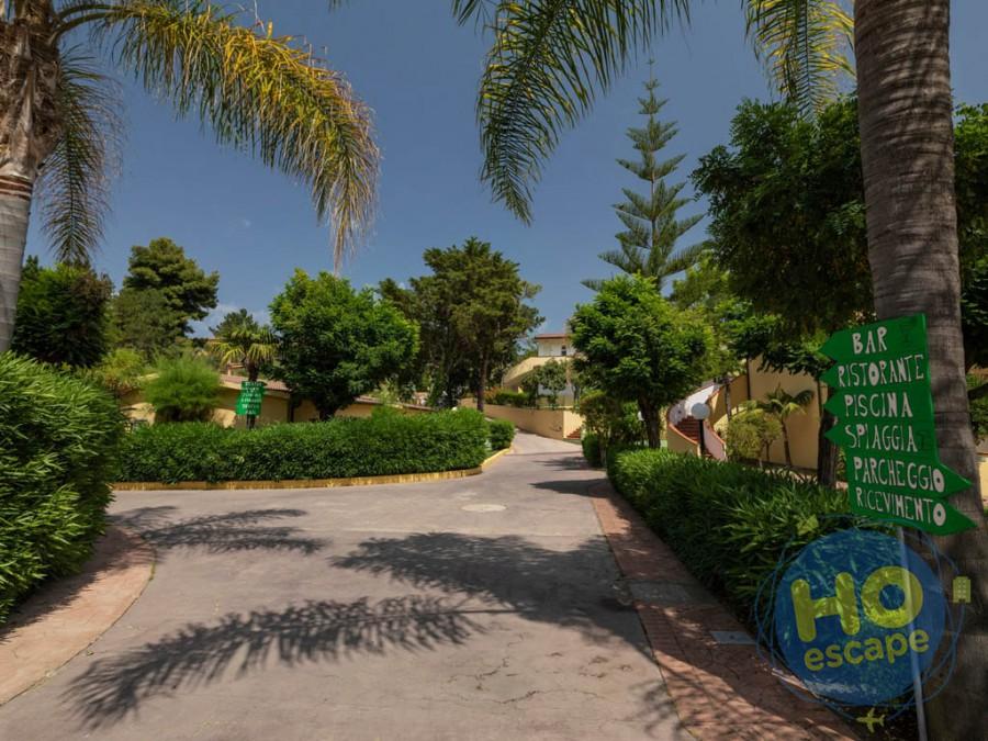 Villaggio Green Garden Club Giardino