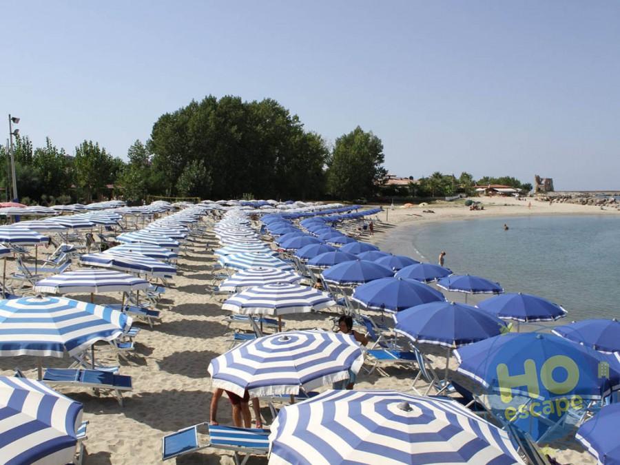 Villaggio Green Garden Club Spiaggia